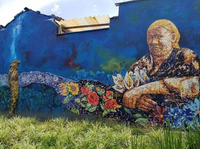 medellin mosaic art