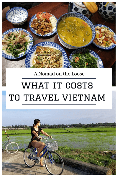 Vietnam Travel Costs